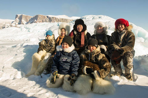 Auum Omega 3 Inuit Seal Oil Sustainability