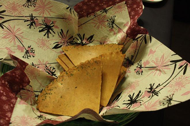 Laver crackers