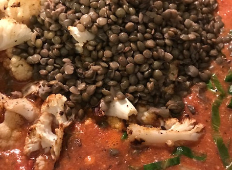 Perfectly Cooked Lentils