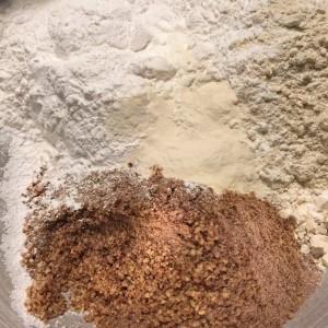 Gluten Free Flours - quinoa, teff, sorghum, flax, almond