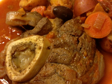 How Solo Can You Go? Mediterranean Osso Bucco