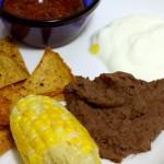 Schmaltzy Black Bean Pate Without the Schmaltz