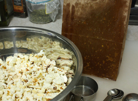 Microwave Kettle Corn?