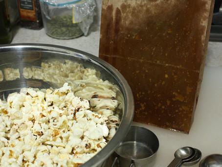 Microwave Kettle Corn?