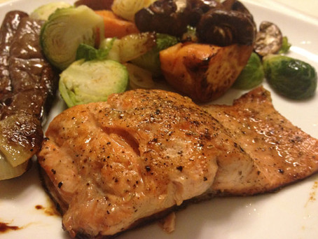 Not So Fishy | Coho My Personal Choice