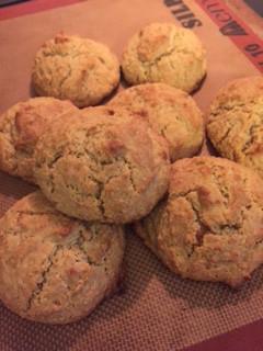 Drop Baking Power Biscuits