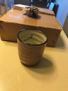 Asian Tea Cups
