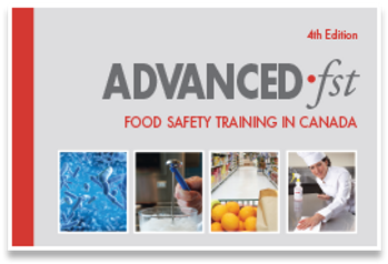 Advanced FOOD SAFETY CERTIFICATION in CANADA