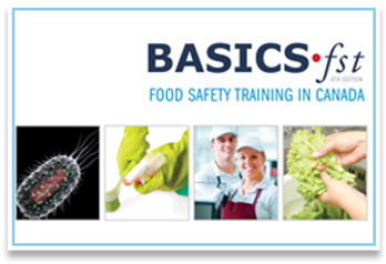 FOOD SAFETY CERTIFICATION in CANADA