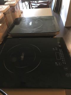 Salton Induction Hot Plates