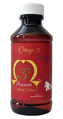 Auum Omega 3 Sublingual D