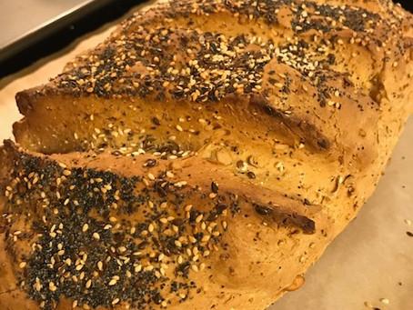 Mulitgrain Artisan Bread