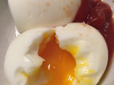 Poached Eggs…In the Shell?