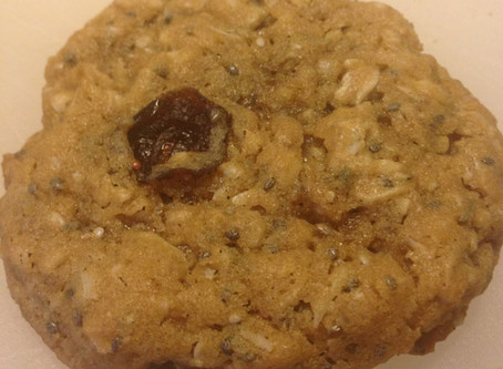 Seedy Mounds of Wholesome Goodness…effects of Chia and Hemp in a Cookie