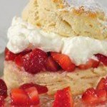 Strawberry Shortcakes Starring Clinton Street Baking Co. Biscuits