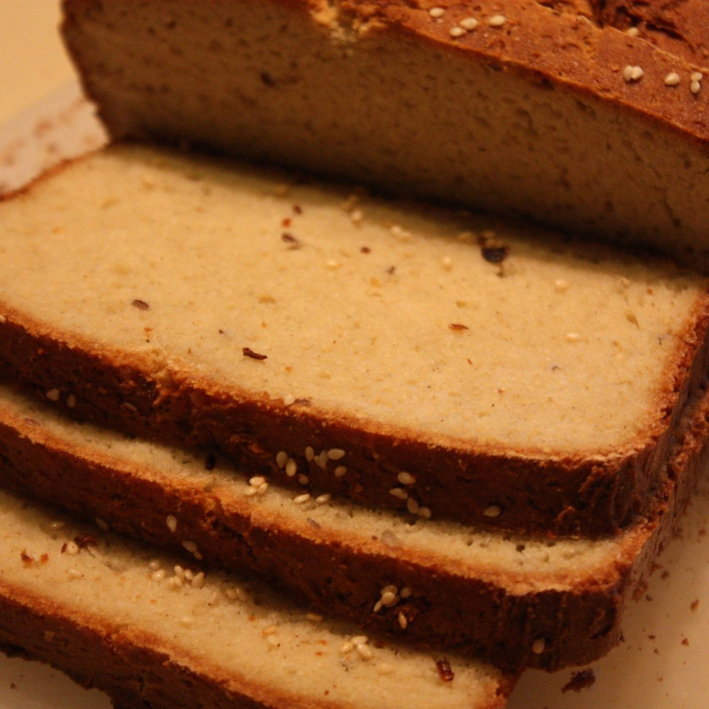 Gluten Free Multigrain Bread – dense with seeds