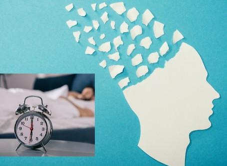 Covid-19 - anxiety, brainwaves and sleep