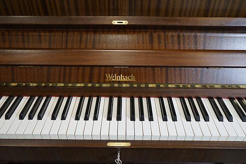 Weinbach. Upright piano.