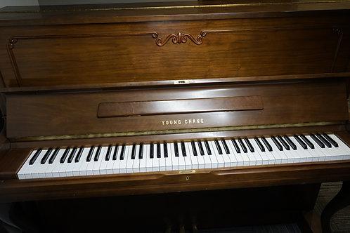 Young Chang. Upright piano.