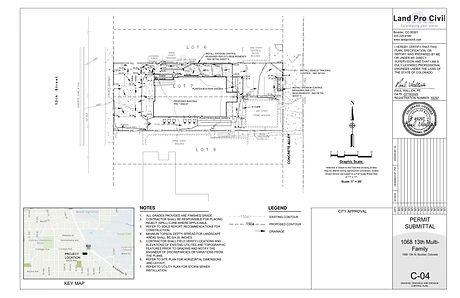 Grading 1068 13th St Civil Set.jpg