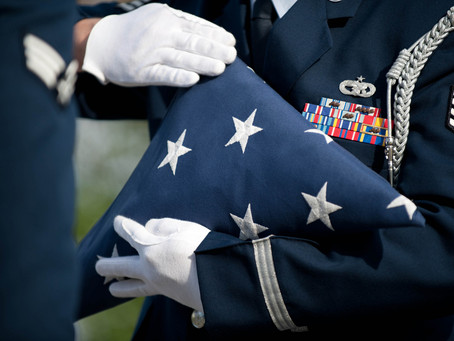 The Realities of PTSD (Part I)-The Story of CMSGT Tim Carentz, USAF (Ret.)