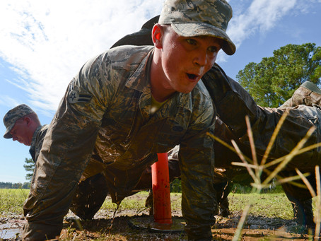 Resiliency (Part I): An Interview with CMSGT Tim Carentz, USAF (Ret.)