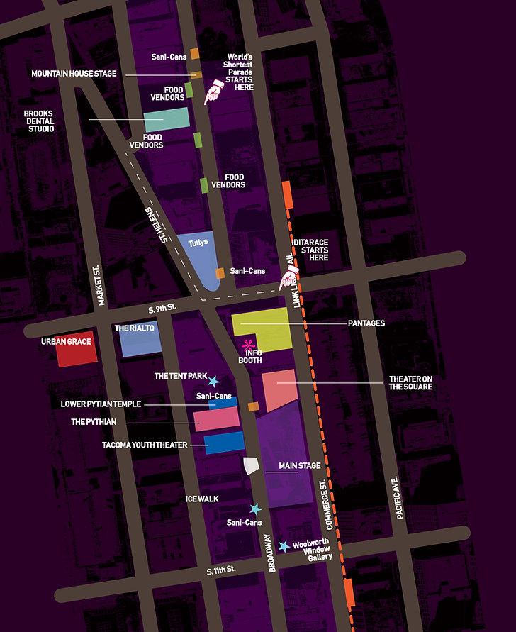 Festval Map