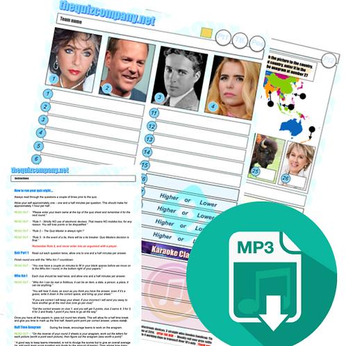 Quiz Pack 0010 (digital)