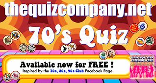 70's Quiz