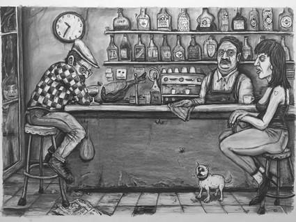 瞧瞧藝術 ChiaoxArt 說故事的畫家,人偶動畫師 Evin Collis