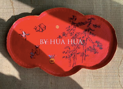 "瞧瞧藝術 ChiaoxArt|""ByHuaHua"", Art on Your Table -Ceramicist Chia-En Chen"