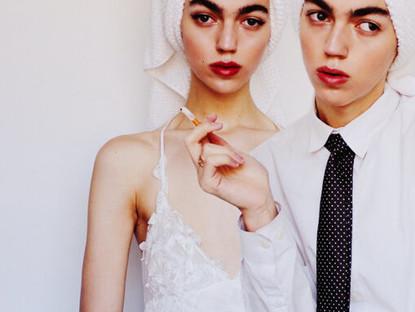 瞧瞧藝術 ChiaoxArt 鏡頭前後:模特兒/攝影師 Bryce Anderson 的新性別力
