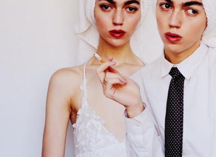 瞧瞧藝術 ChiaoxArt|鏡頭前後:模特兒/攝影師 Bryce Anderson 的新性別力