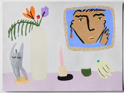 "瞧瞧藝術-展覽分享|洛杉磯 Ochi Project 線上展覽:Lilian Martinez ""Sunrooms"" 02.23.21-03.20.21"