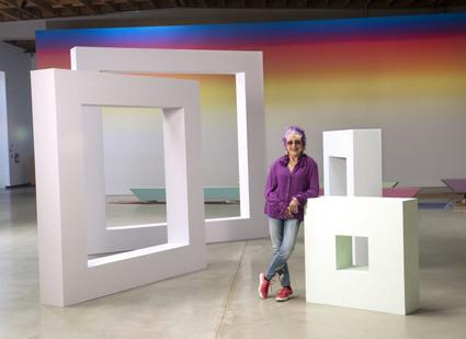 瞧瞧藝術 ChiaoxArt |「女性主義藝術教母」茱蒂‧芝加哥 Judy Chicago