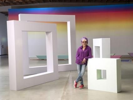 瞧瞧藝術 ChiaoxArt  「女性主義藝術教母」茱蒂‧芝加哥 Judy Chicago