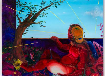 瞧瞧藝術 ChiaoxArt |墨西哥藝術家 Amadeo Morelos Favela 的日常神話