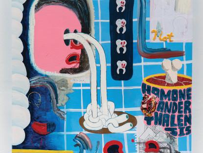 瞧瞧藝術 ChiaoxArt|驚悚的喜感:Patrick Wilkins