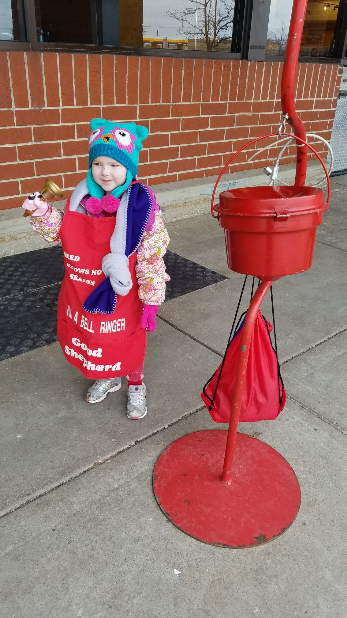 SalvationArmy Bell Ringing