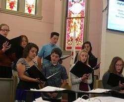 Youth Choir 9-19
