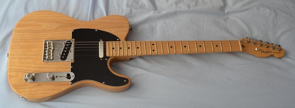 Fender USA ASH Upgraded Telecaster