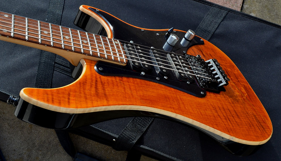 Viger Excalibur HSS Custom Guitar