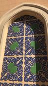 Фальш-Арка из стеклофибробетона.Реставрация павильона Казахстан на ВДНХ