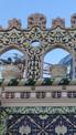 Павильон Казахстан на ВДНХ.