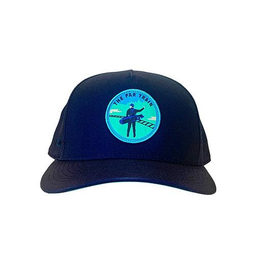 Par Train Hat - Navy
