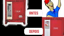 Serviço de assistência técnica e retrofitting KM é referência no mercado