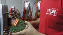 Por que fazer a manutenção preventiva nos carregadores de baterias?