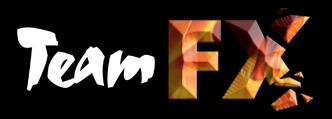 3D FX logo on Black