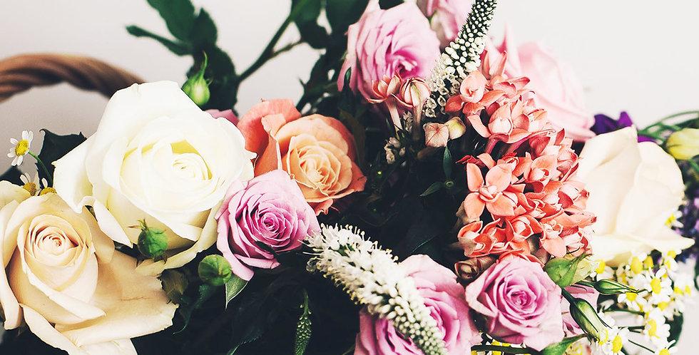 Garden Premium Flower Basket
