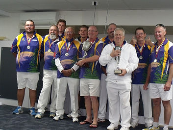 Taylor Bowls 2017 GOLD Winner HENLEY BOW